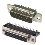 Picture for category D-Sub Connectors