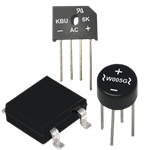 Picture for category Diodes - Bridge Rectifier
