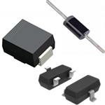 Picture for category Diodes - Schottky Diodes and Rectifiers